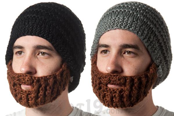 Beardo: Gorro y barba al instante – Marcianos