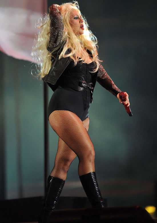 El cambio radical de Christina Aguilera (11)