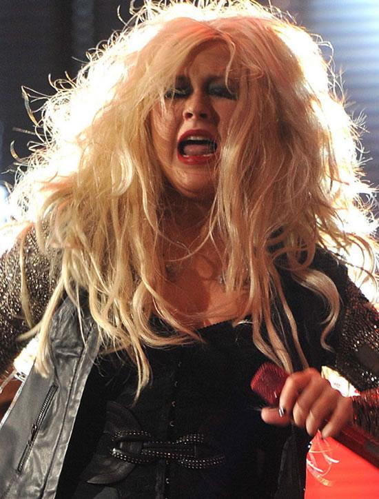 El cambio radical de Christina Aguilera (10)