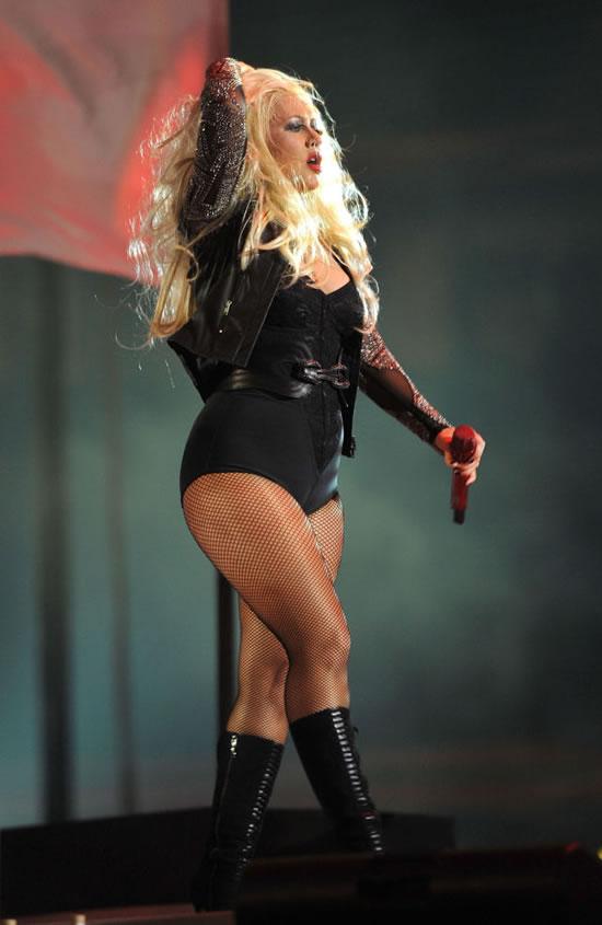 El cambio radical de Christina Aguilera (6)