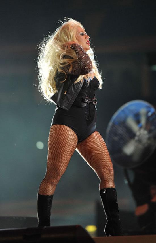 El cambio radical de Christina Aguilera (5)