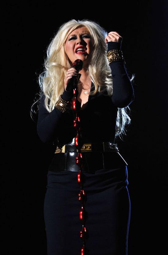 El cambio radical de Christina Aguilera (4)