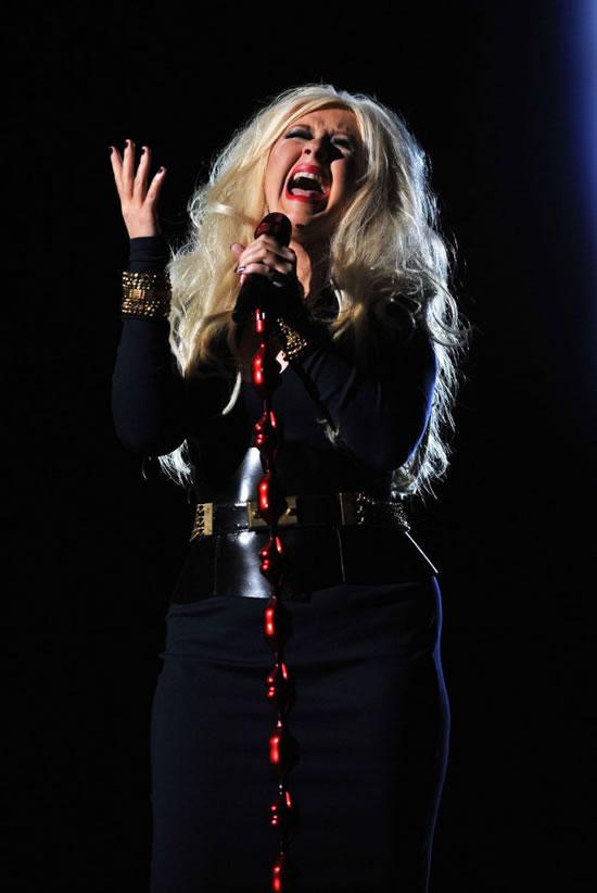 El cambio radical de Christina Aguilera (3)