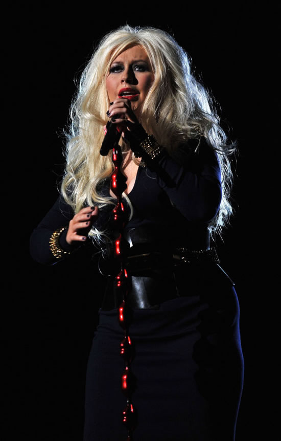 El cambio radical de Christina Aguilera (2)