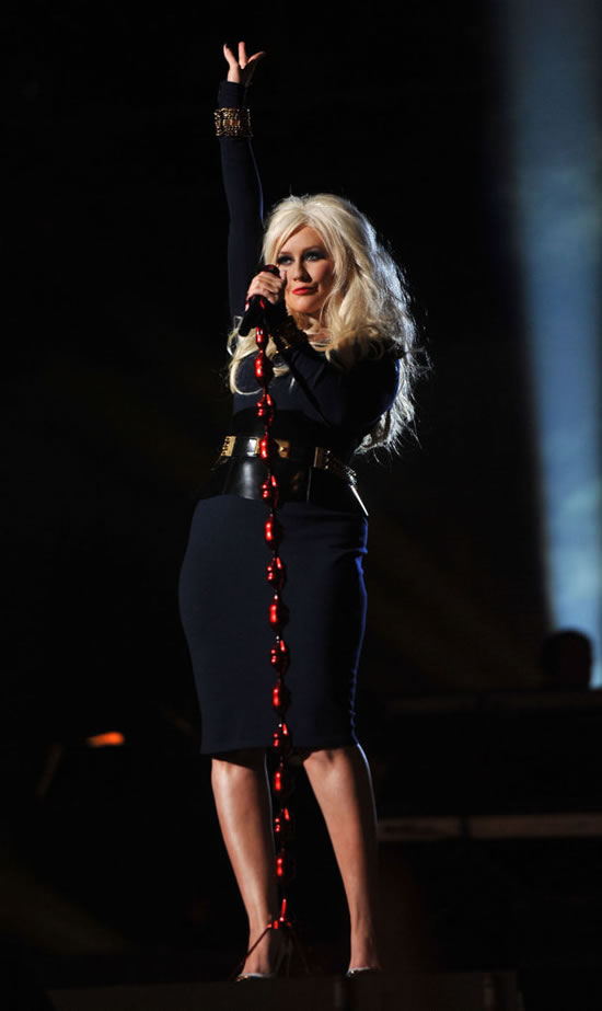 El cambio radical de Christina Aguilera (1)