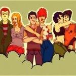 Cartoons crecidos