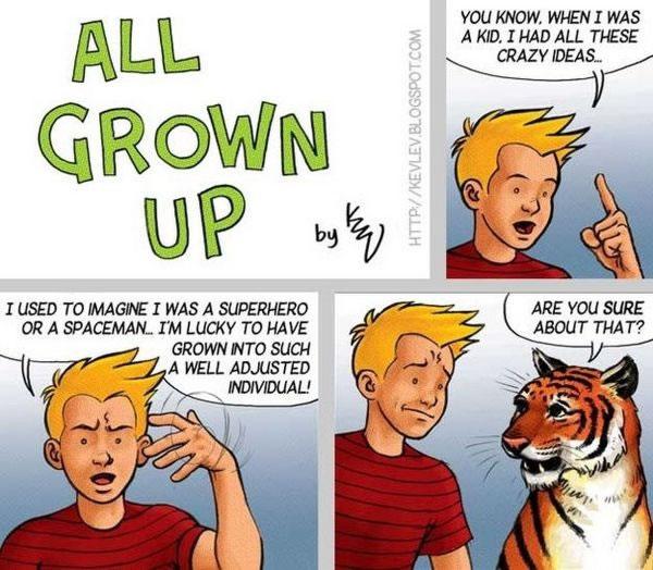 Cartoons crecidos (2)