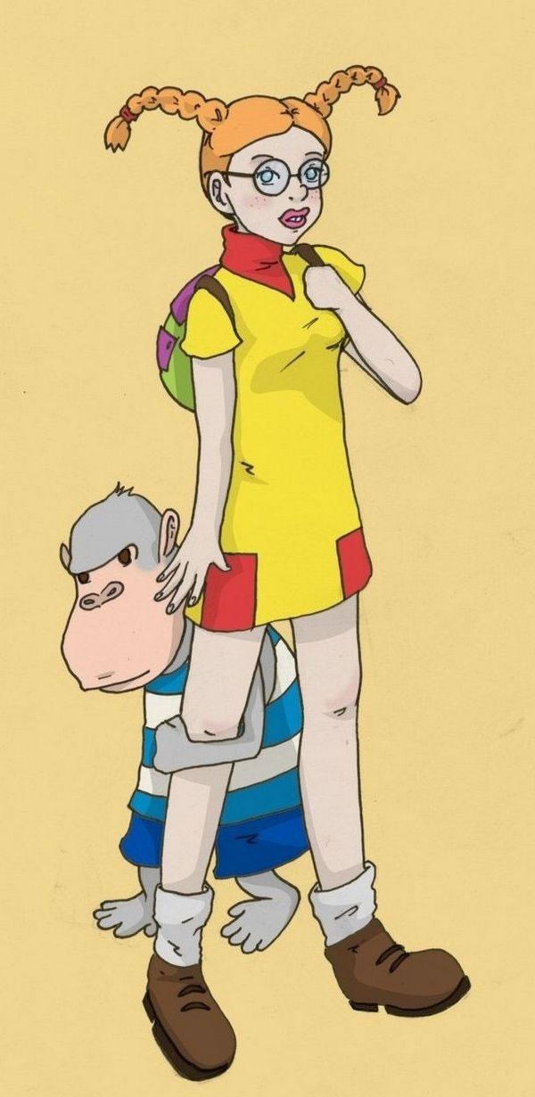 Cartoons crecidos (12)