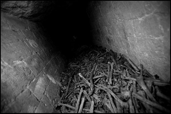 huesos tuneles