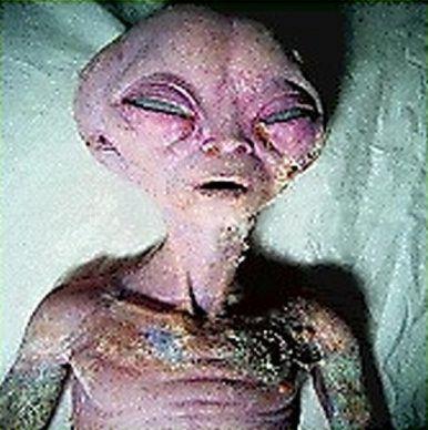 Fotos de extraterrestres reales (1)