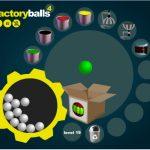Juego: Factory Balls 4