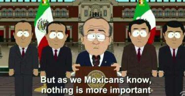 Felipe Calderon South Park