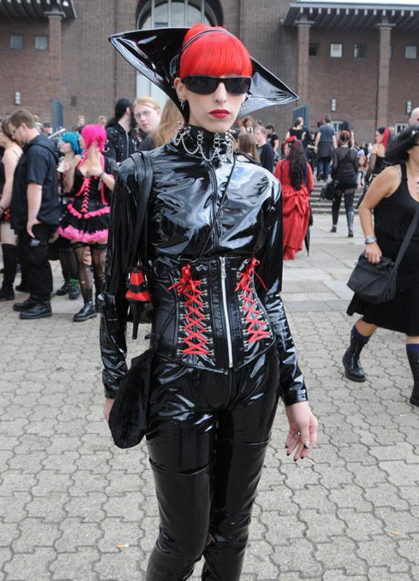 Fotos chicas góticas (3)