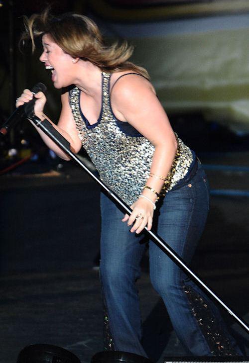 El antes y después de Kelly Clarkson (2)