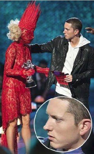 Lady Gaga Eminem