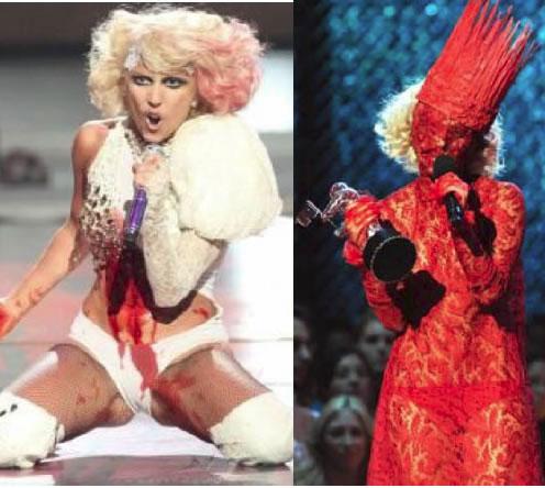 Lady Gaga pactó con el diablo