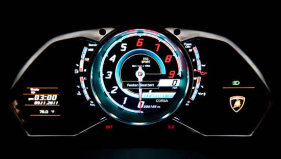 Lamborghini Aventador (4)