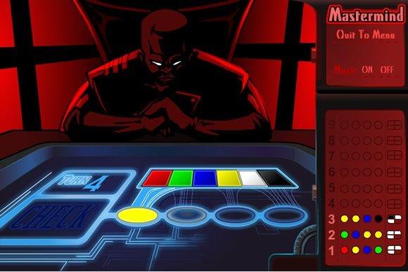 Juego Mastermind Puzzle