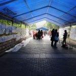 Mercado de matrimonio en Shangai