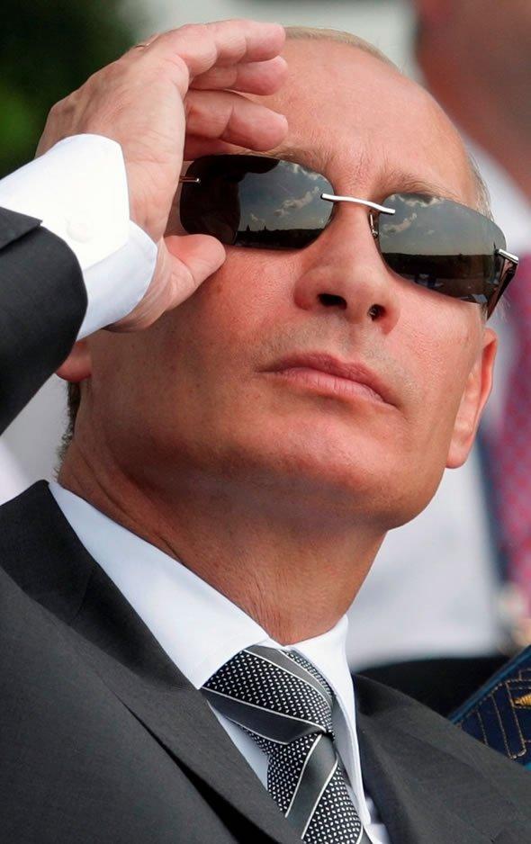 Super Vladimir Putin (5)