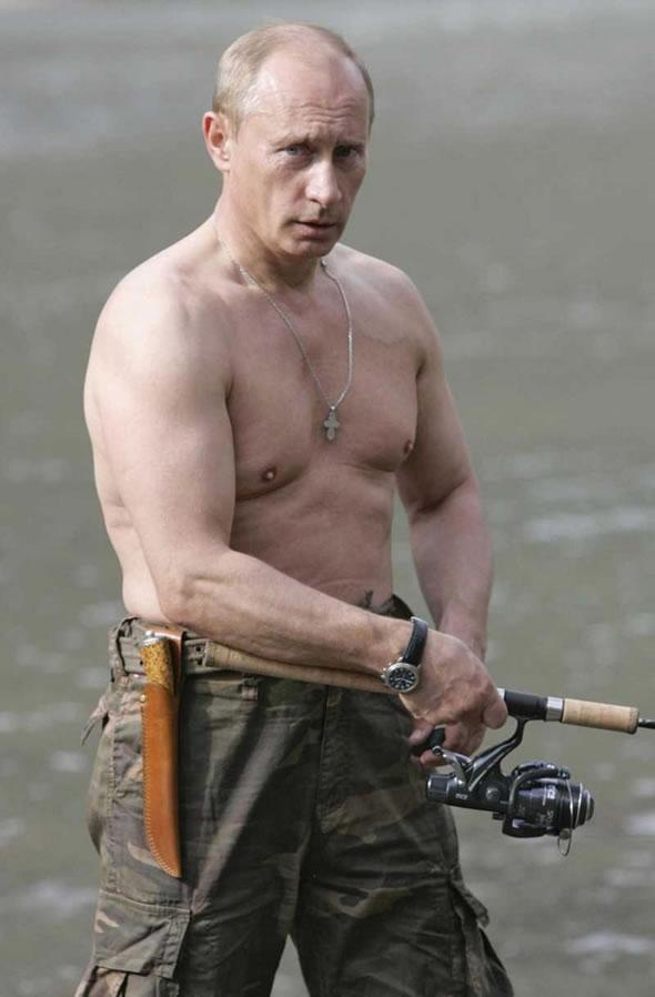 Super Vladimir Putin (4)