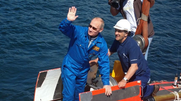 Super Vladimir Putin (9)
