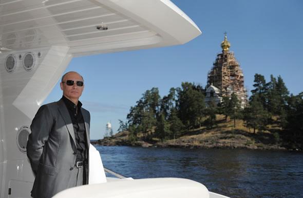 Super Vladimir Putin (27)