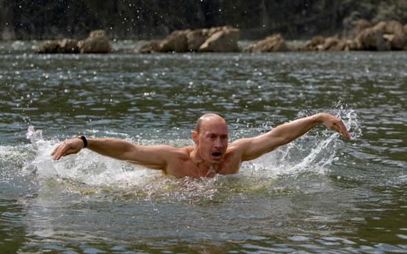 Super Vladimir Putin (31)