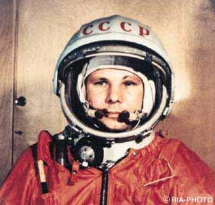 Yuri Alekseyevich Gagarin