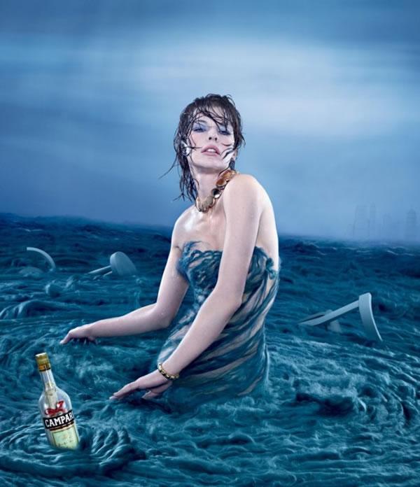 Milla Jovovich campari (1)