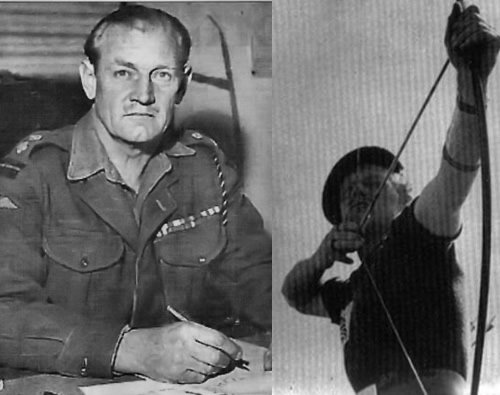 "Jack churchill ""Mad Jack"" Mad-jack"