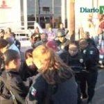 """Represión a los """"Indignados"""" en Ciudad Juárez"""
