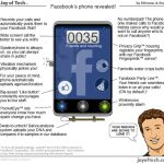 Nuevo teléfono de Facebook
