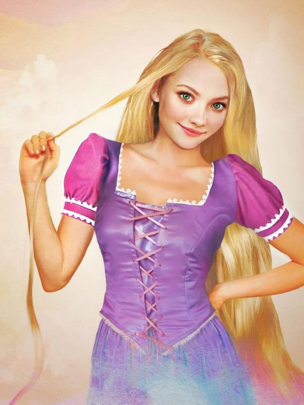 Las Princesas Disney cobran vida (13)
