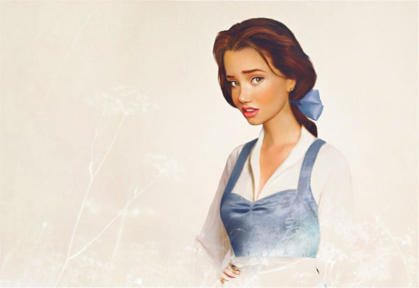 Las Princesas Disney cobran vida (1)