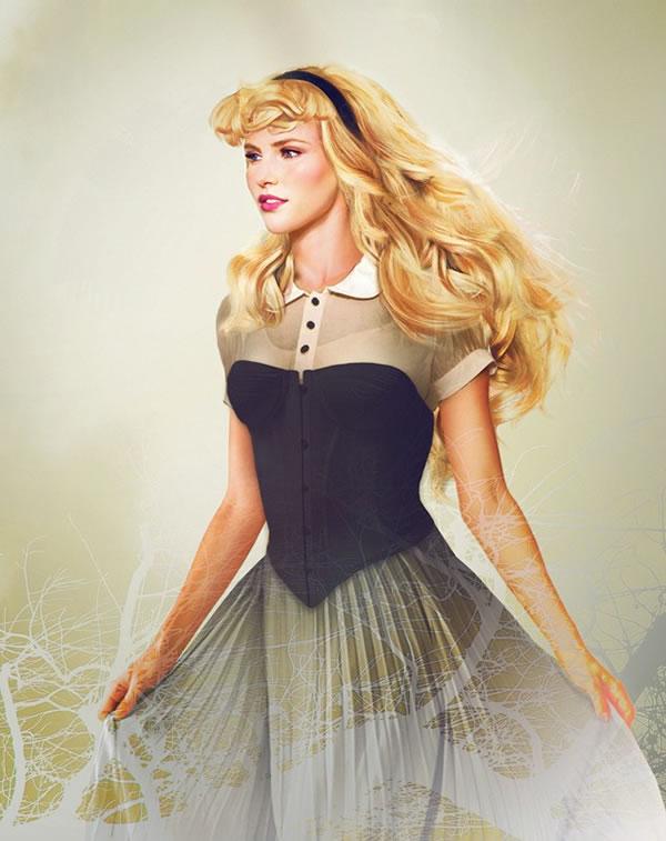 Las Princesas Disney cobran vida (5)