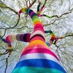 Urban Knitting: Tejido urbano