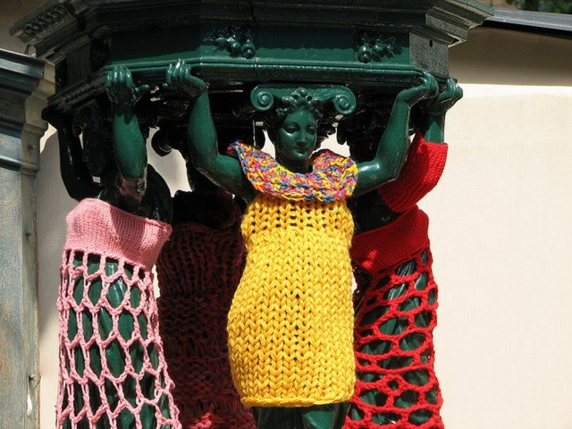 Urban Knitting (1)