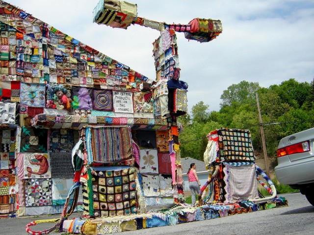 Urban Knitting (4)