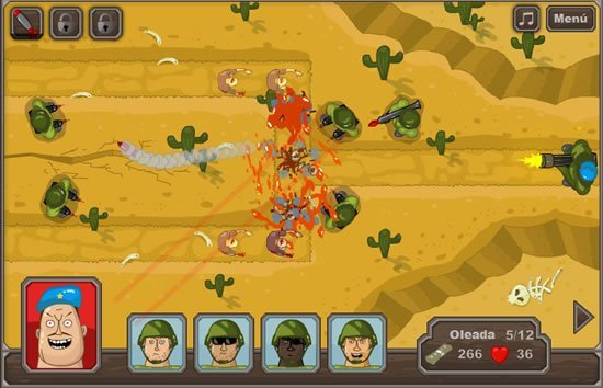 juego zombie mexico