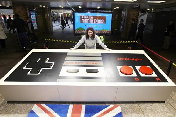 Control gigante de NES (5)
