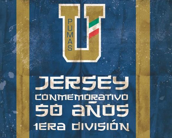 Nuevo jersey Conmemorativo de Pumas (1)