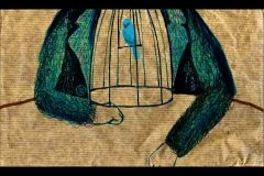 Bluebird de Charles Bukowski