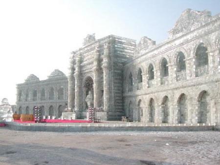 Festival internacional del hielo y la nieve de Harbin, o Festival de los Palacios de hielo, para los más románticos. (9)