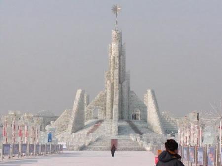 Festival internacional del hielo y la nieve de Harbin, o Festival de los Palacios de hielo, para los más románticos. (6)