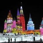 Festival internacional del hielo y la nieve de Harbin, o Festival de los Palacios de hielo, para los más románticos. (3)