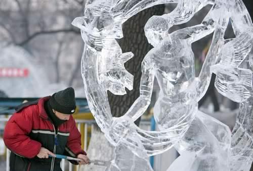 Festival internacional del hielo y la nieve de Harbin, o Festival de los Palacios de hielo, para los más románticos. (11)