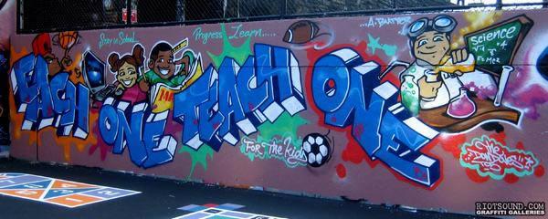 Graffiti en Harlem (3)