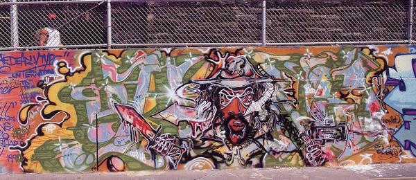 Graffiti en Harlem (2)