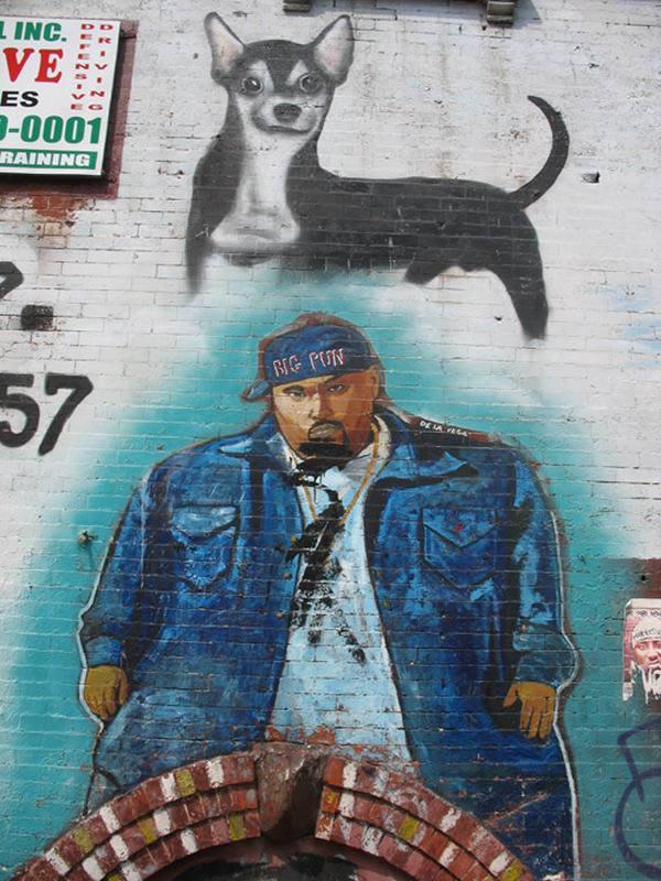 Graffiti en Harlem (1)